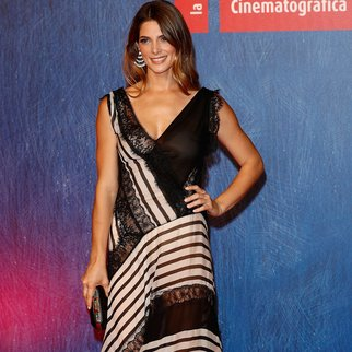 VENICE, ITALY - SEPTEMBER 03: Actress Ashley Greene attends the premiere of 'In Dubious Battle' during the 73rd Venice Film Festival at Sala Giardino on September 3, 2016 in Venice, Italy. (Photo by Andreas Rentz/Getty Images)