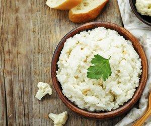 Kalorien sparen Reis