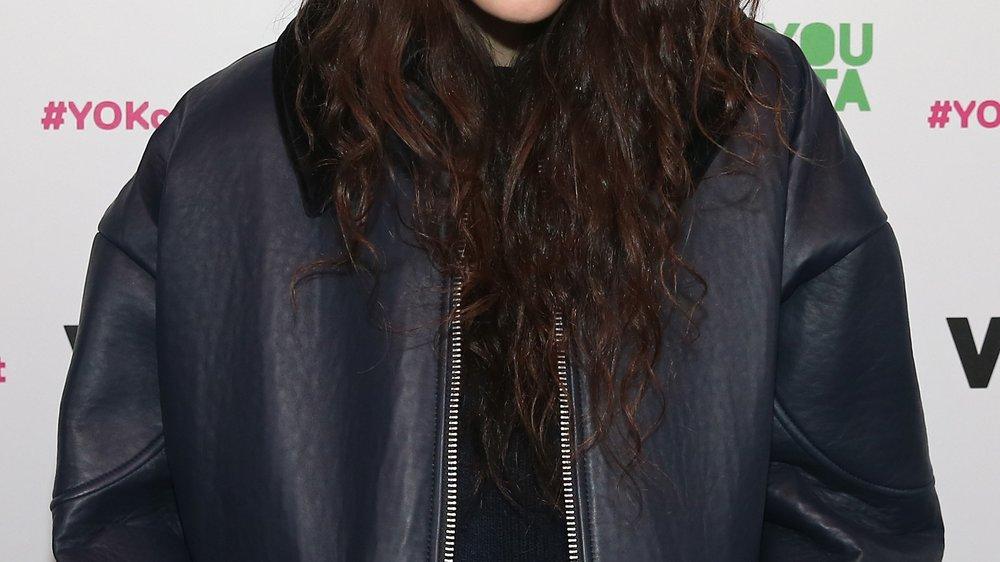 Lorde: Ist sie ein Smartphone-Addict?