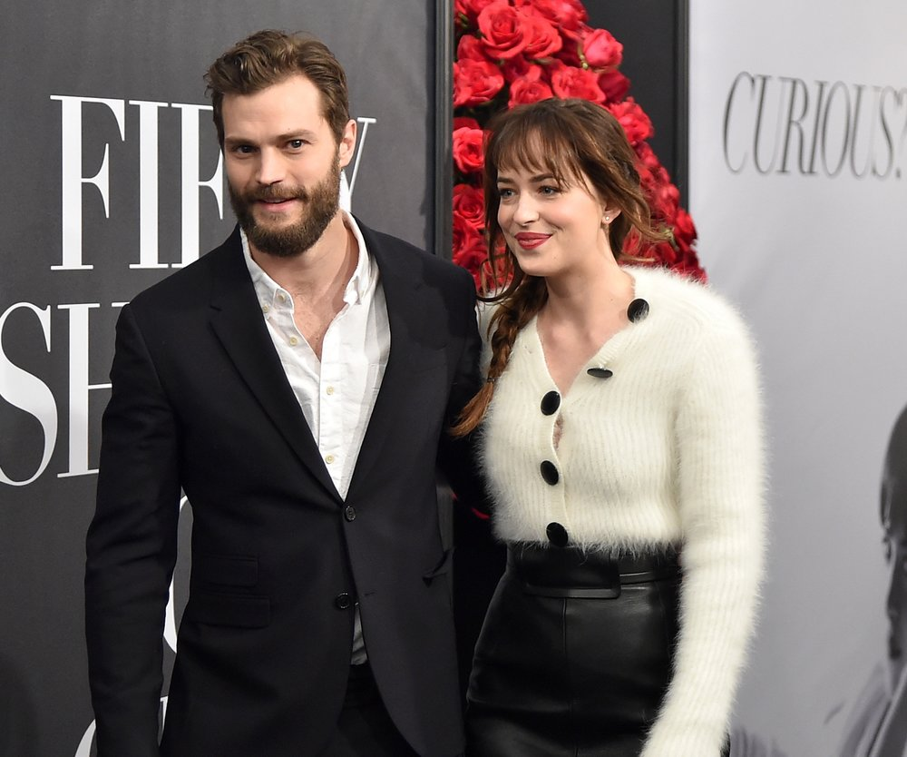 Shades of Grey: Hat Dakota Johnson einen Fehler begangen?