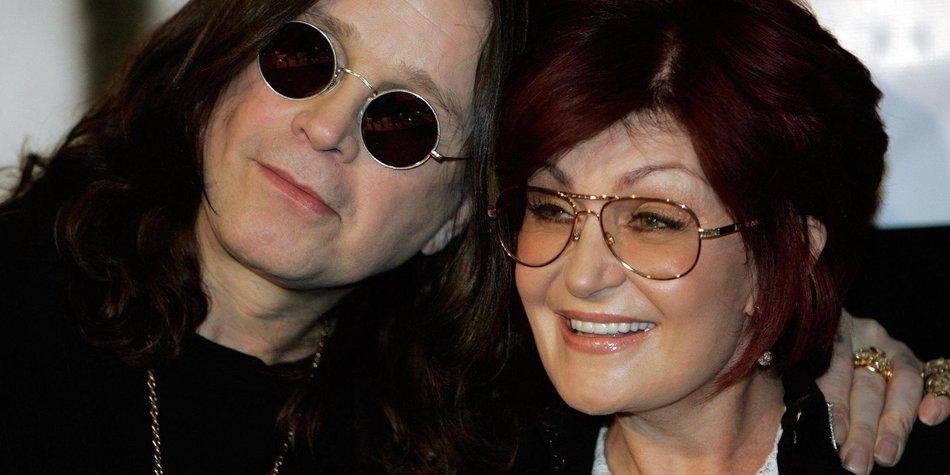Ozzy Osbourne: Sharon und ich lassen uns nicht scheiden