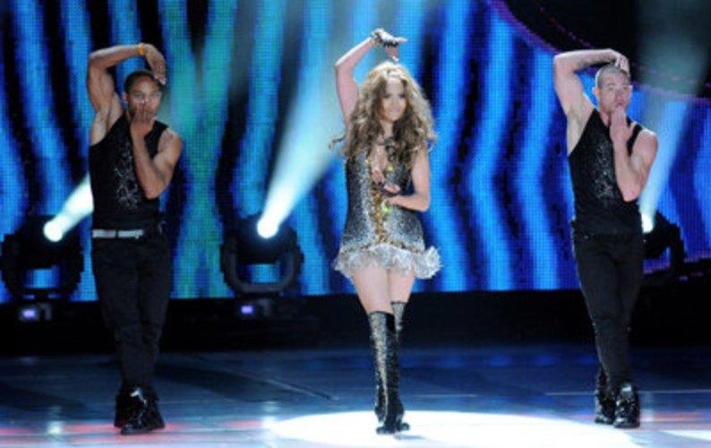 Jennifer Lopez - Die Sängerin