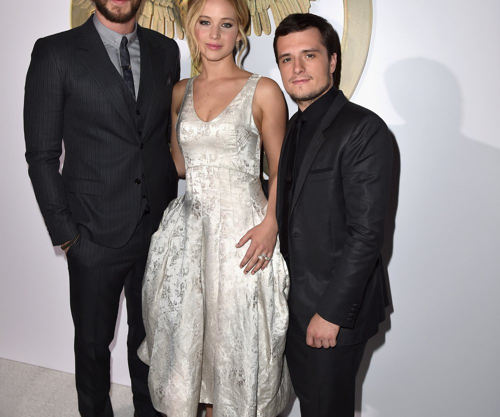 "Jennifer Lawrence: Reunion mit den ""Hunger Games""-Stars"