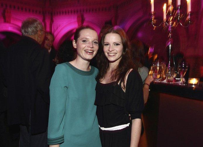 Karoline Herfurth und Jennifer Ulrich 2011.