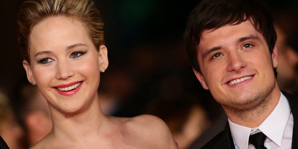 Jennifer Lawrence kann sich auf ihr Umfeld verlassen