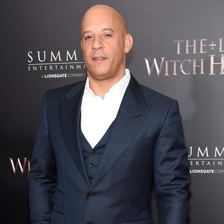 "NEW YORK, NY - OCTOBER 13: Actor Vin Diesel attends the New York premiere of ""The Last Witch Hunter"" at AMC Loews Lincoln Square on October 13, 2015 in New York City. (Photo by Jamie McCarthy/Getty Images)"