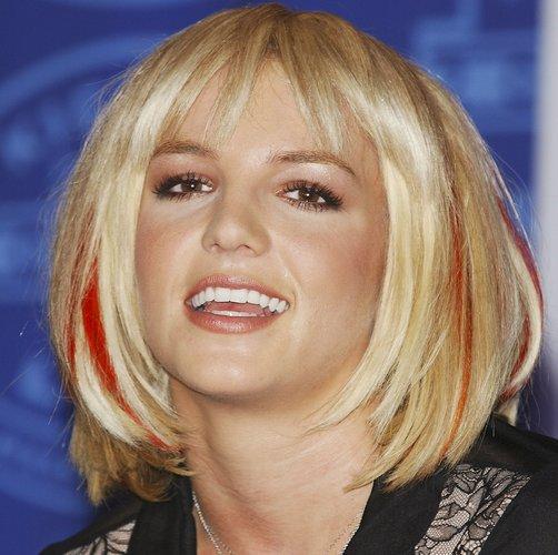 Lustige Frisuren Britney Spears