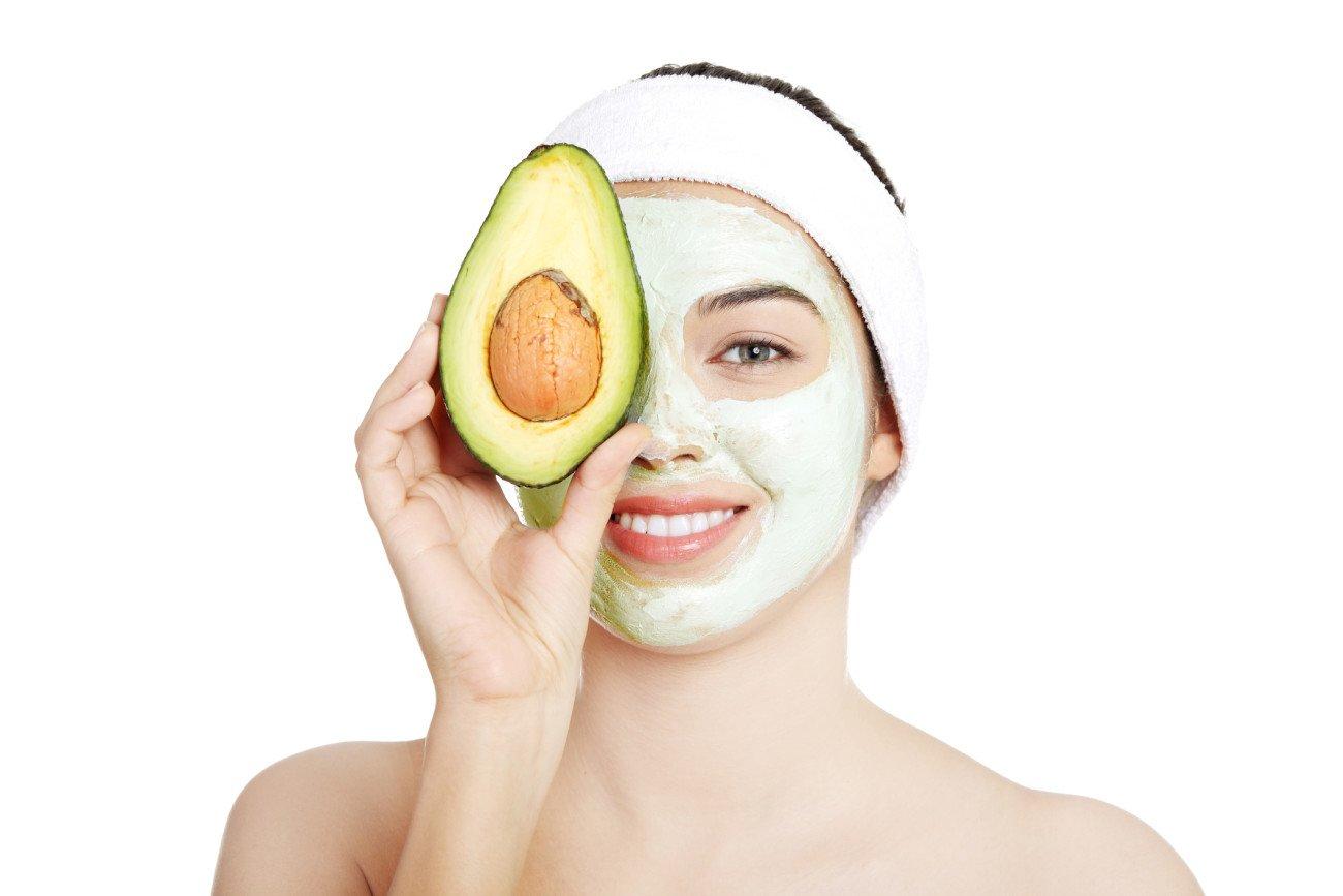 Avocado Maske