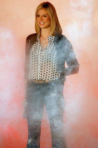 Heidi Klum und Germanys Next Topmodel