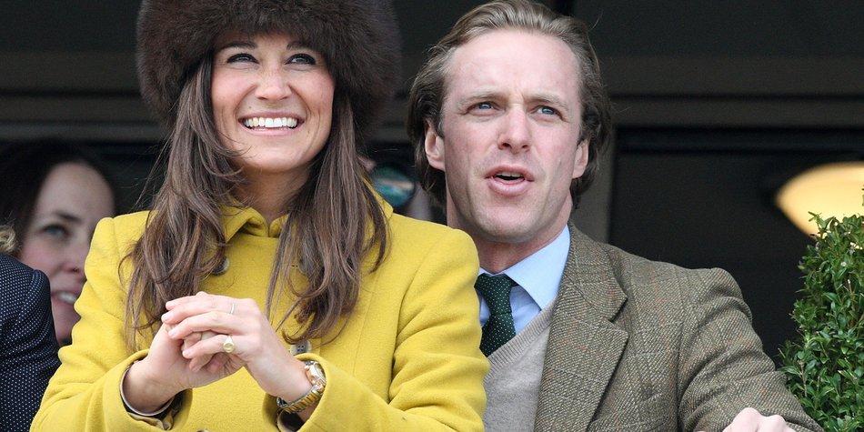Pippa Middleton: Wer ist der Neue an ihrer Seite?