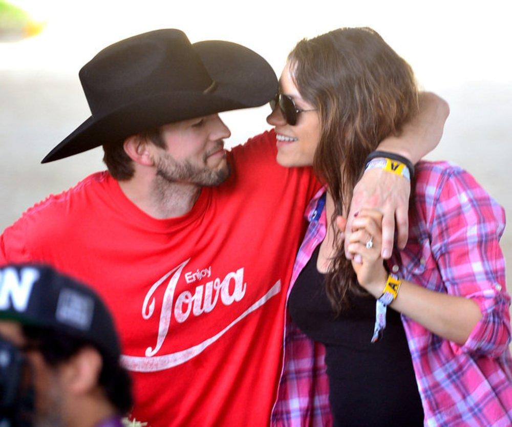 Mila Kunis feiert Babyparty im kleinen Kreis