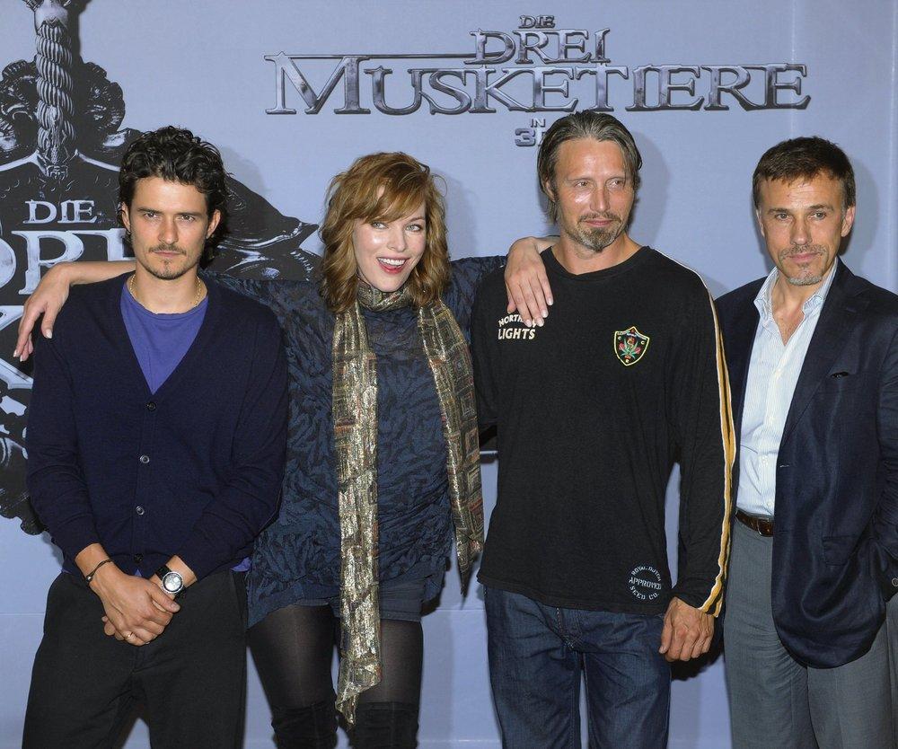 """Orlando Bloom: Heißer Herzog in """"Die drei Musketiere"""""""