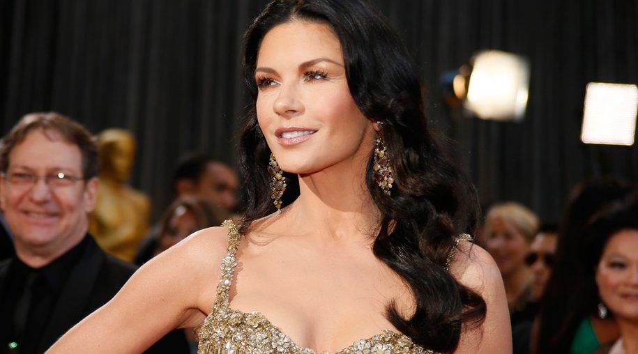 Catherine Zeta-Jones bei den Academy Awards
