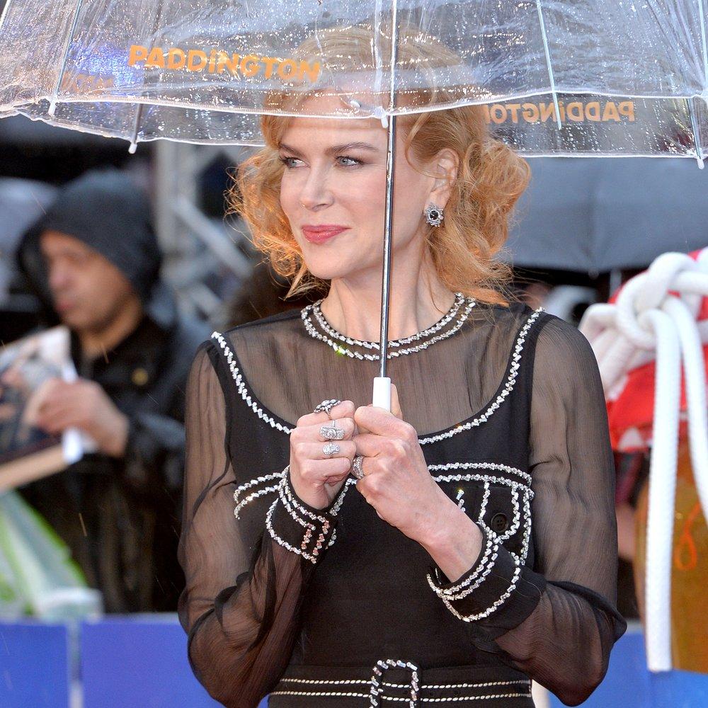 Nicole Kidman spielt gerne Bösewichte