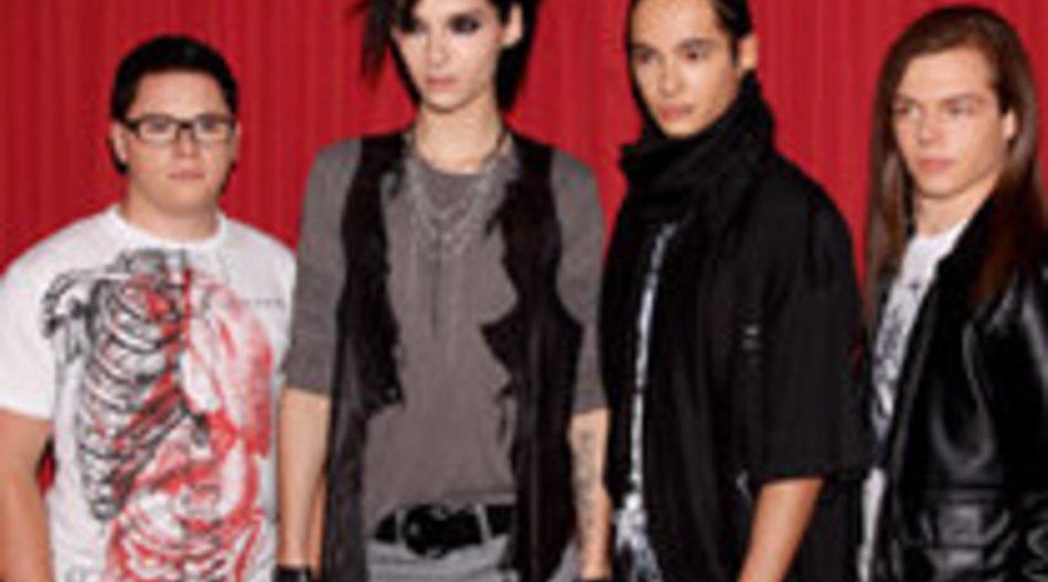 Tokio Hotel: Keine Groupies im Tourbus