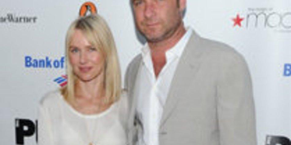 Naomi Watts und Liev Schreiber: Ehekrise?