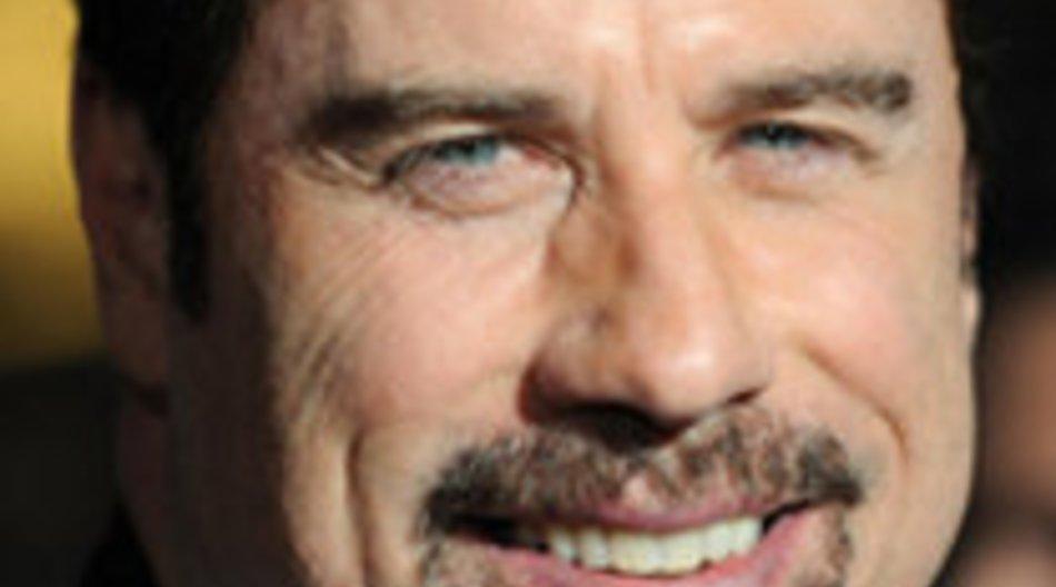 John Travolta nimmt Abschied