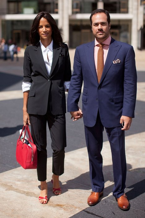 Stilsicherer Business-Look im Doppelpack