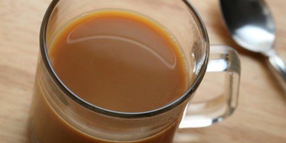 Chai Tee mit Milch