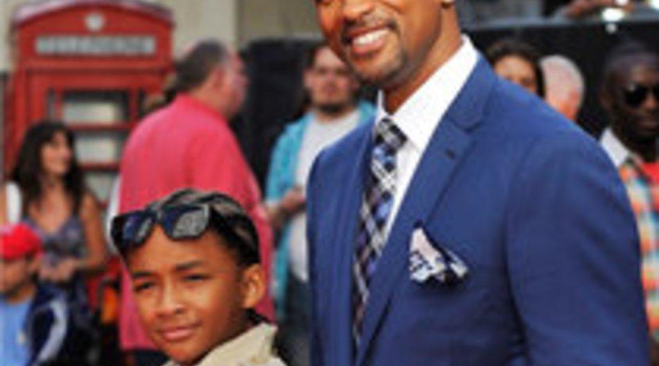 Will Smith: Weint wegen seinem Sohn
