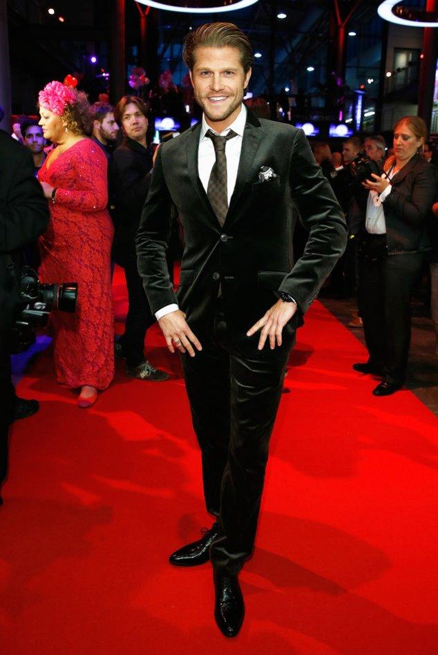 Paul Janke beim Deutschen Comedypreis