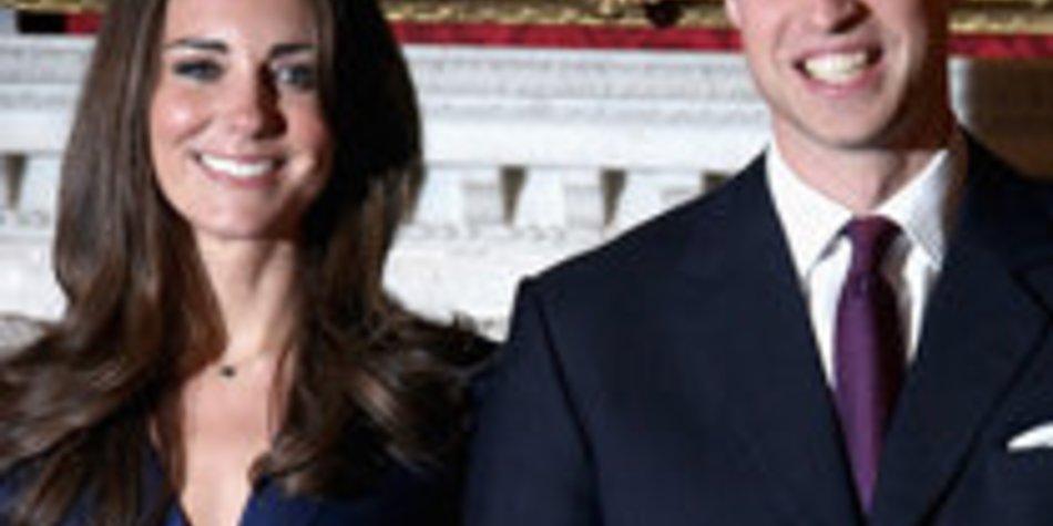 Prinz William und Kate Middleton: Diana ist immer dabei