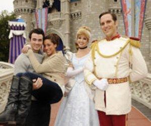 Kevin Jonas: Hochzeitstag im Disney World