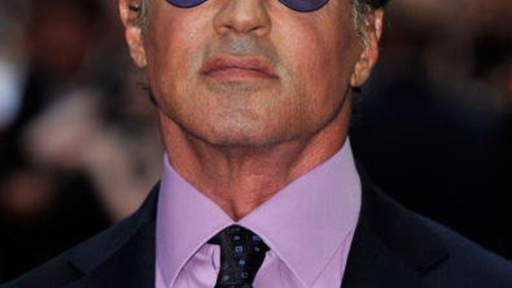 Sylvester Stallone: Sohn starb an Herzinfarkt