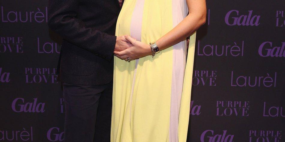 Jana Ina & Giovanni Zarrella bekommen eine Tochter