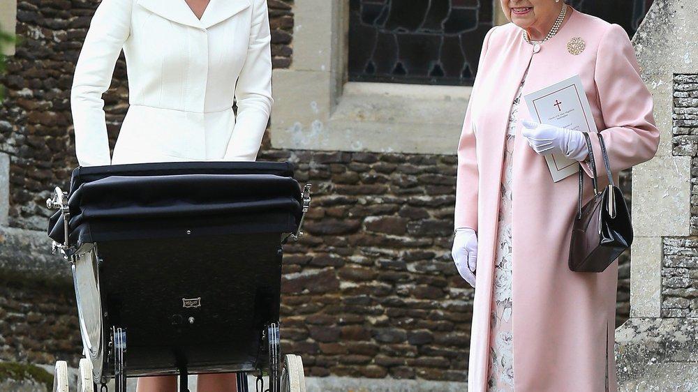 Kate Middleton soll für die Queen verreisen