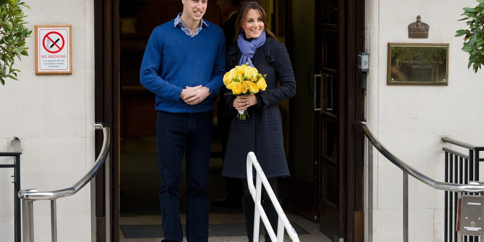Kate Middleton: Die Ruhe vor dem Sturm