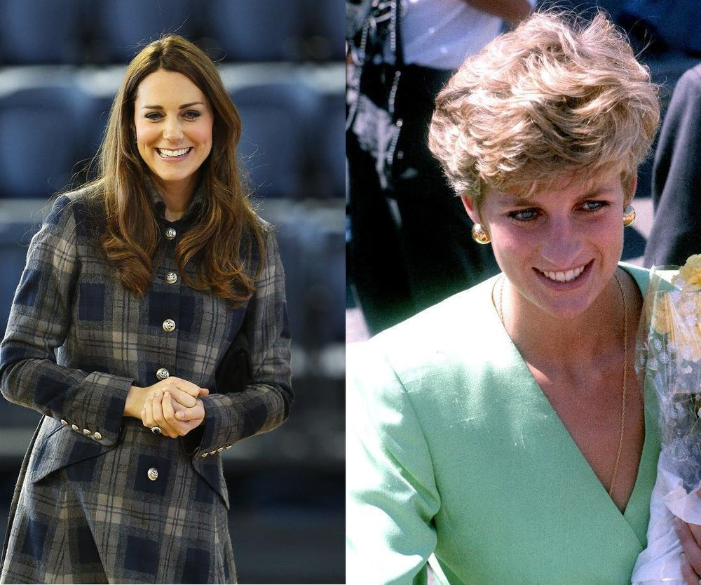 Kate Middleton wäre bei Lady Diana gut angekommen
