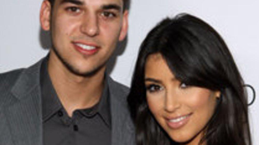 Kim & Khloe Kardashian: Feiern Bruder Rob's Geburtstag!