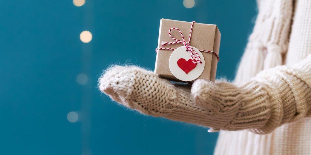 Weihnachtsgeschenke, die Gutes bewirken