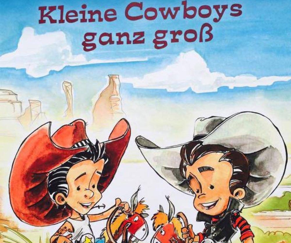 The BossHoss schreiben unterhaltsames Kinderbuch