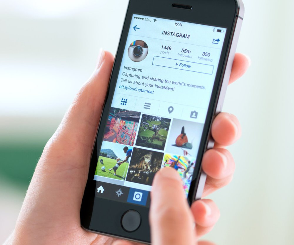 Instagram mehr Bilder