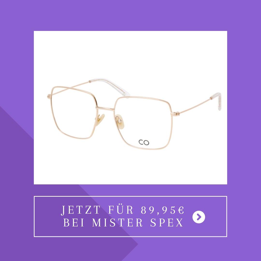 quadratische brille