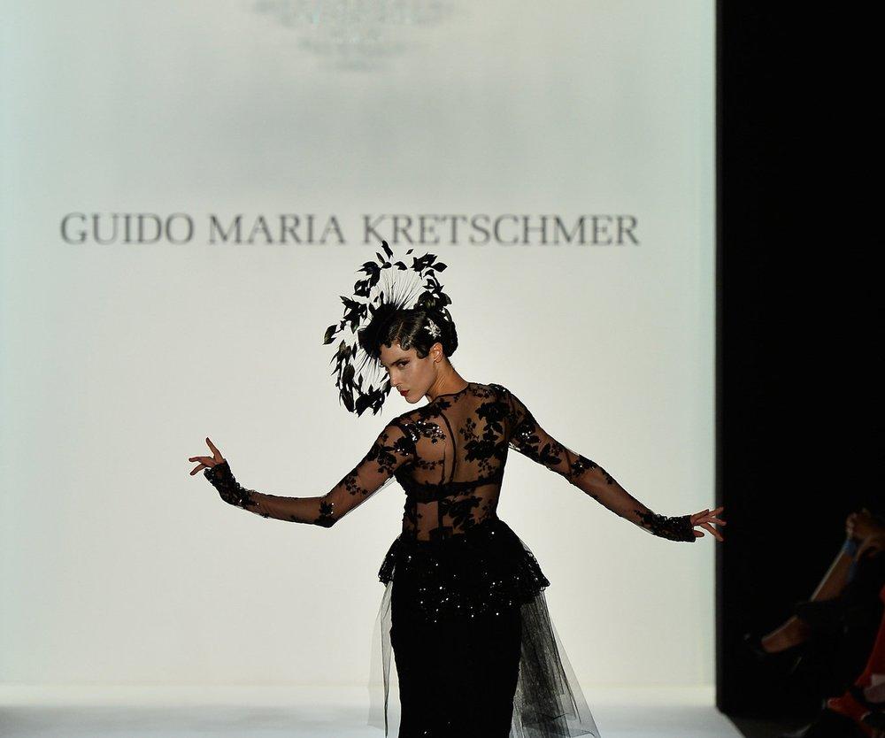 Berlin Fashion Week: Mit Guido Maria Kretschmer auf Zeitreise