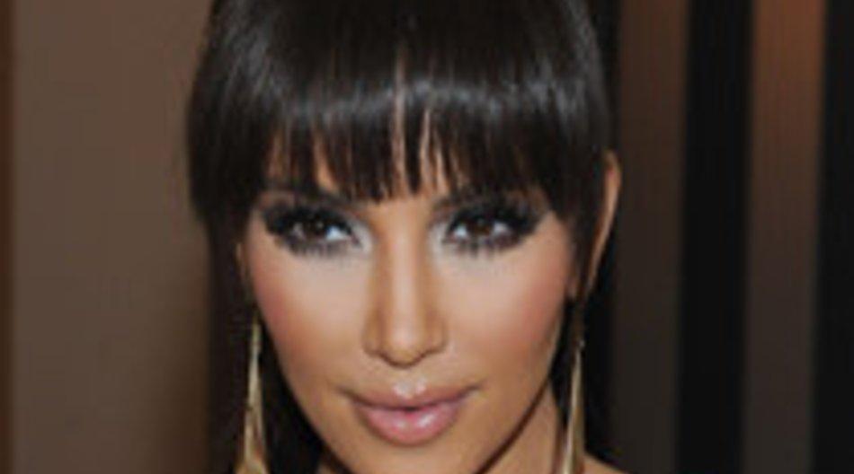 Kim Kardashian zeigt sich introvertiert