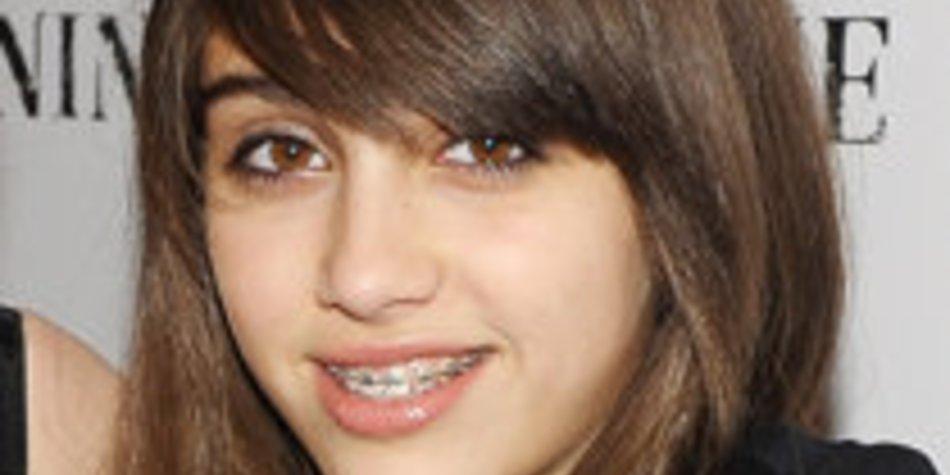 Madonnas Tochter Lourdes: hat sie ihren ersten Freund?