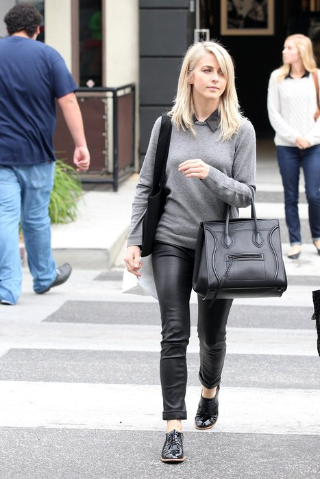 Julianne Hough in Beverly Hills