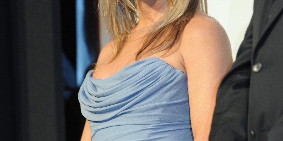 Jennifer Aniston: War sie beim Beauty-Doc?