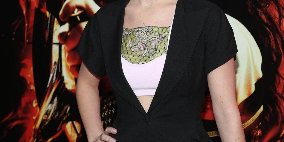 Jennifer Lawrence: Riesenerfolg mit Catching Fire