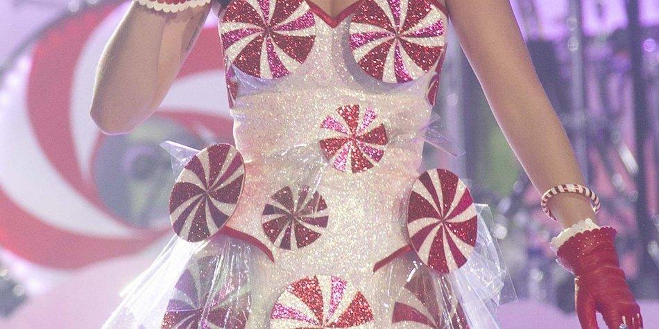 Katy Perry als Wachsfigur