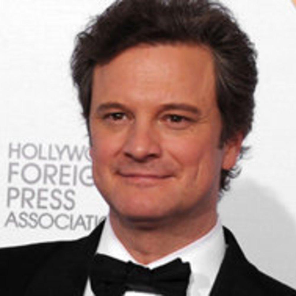 Colin Firth war nur die zweite Wahl