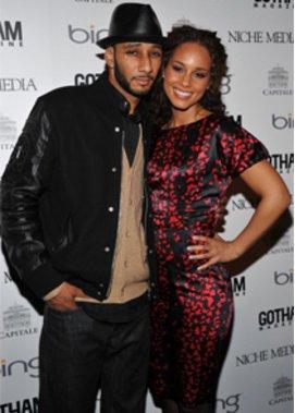 Alicia Keys und Swizz Beatz gehen wieder feiern