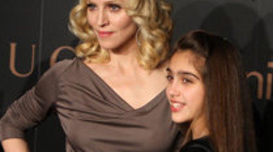 Madonnas Tochter Lourdes startet im Showbiz durch