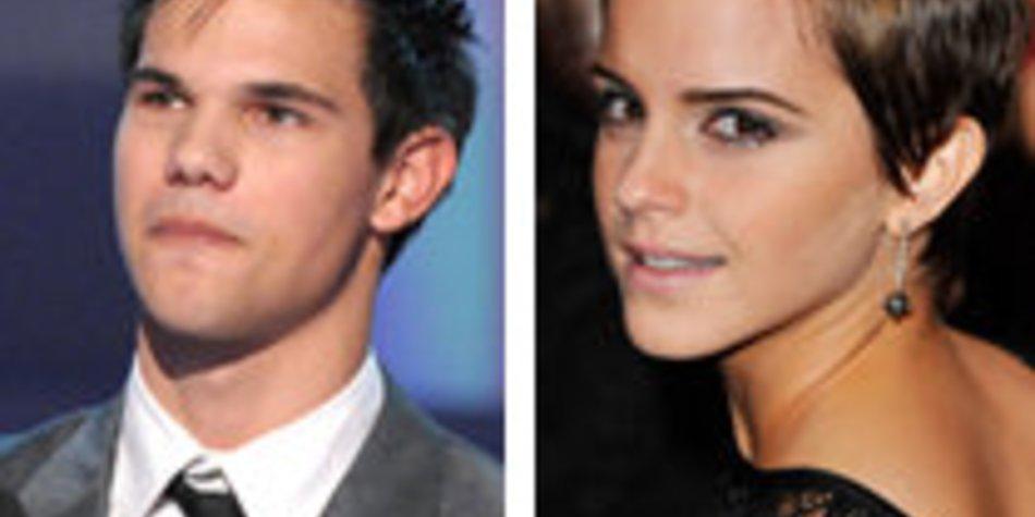 "Emma Watson & Taylor Lautner gemeinsam in ""Incarceron""?"