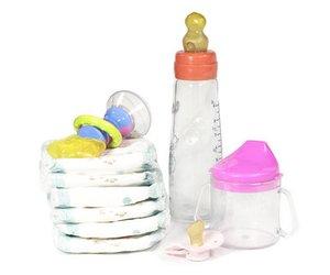 Erstausstattung: Alles, was Dein Baby am Anfang braucht