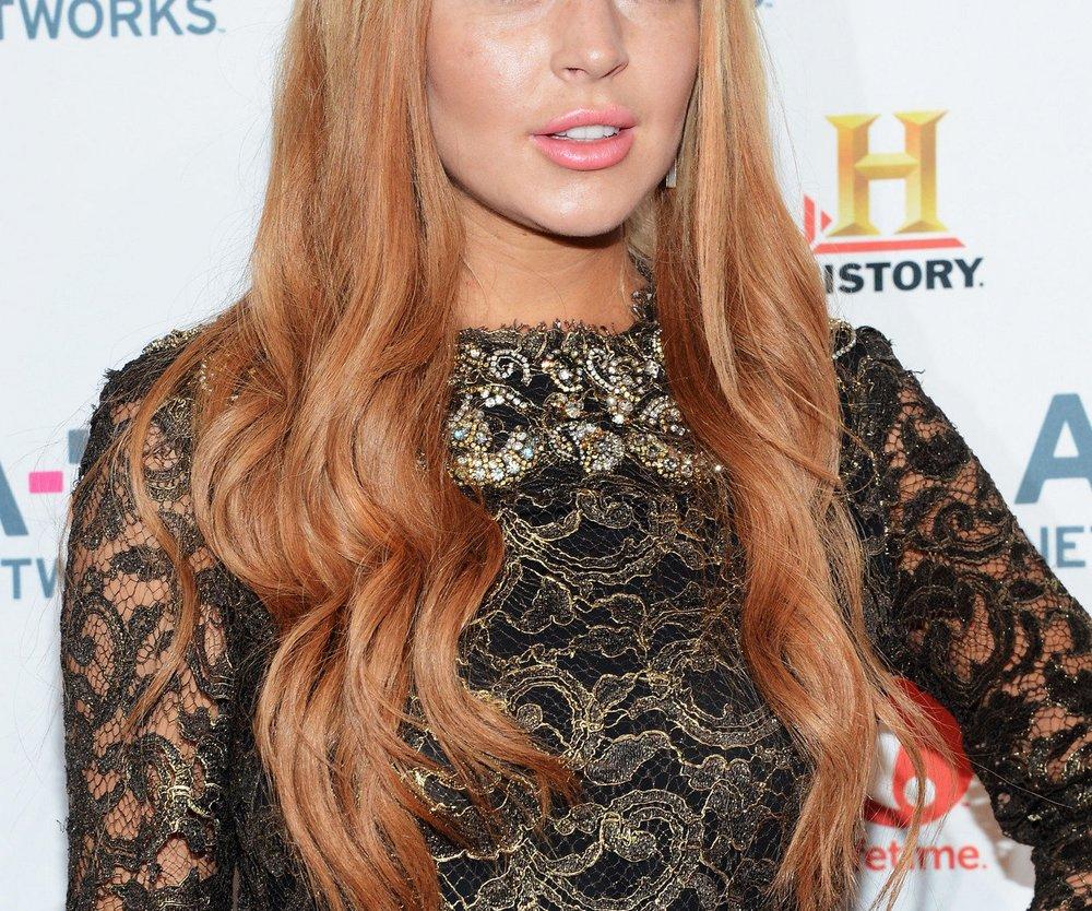 Lindsay Lohan frisch verliebt?